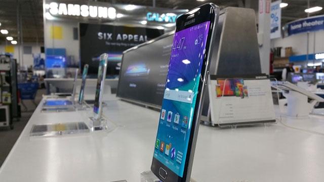 Samsung Galaxy S6 Serisi Satışları Hayal Kırıklığı Yarattı