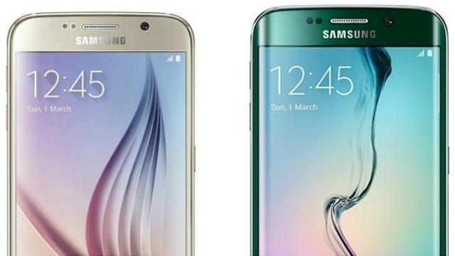 Samsung Galaxy S6 ve Galaxy S6 Edge Ön Sipariş Rekoru Kırdı