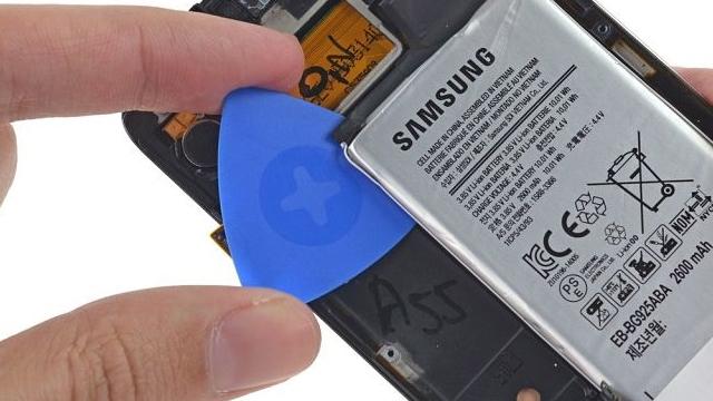 Samsung Galaxy S8 Bataryaları Beklenenden Küçük Olacak