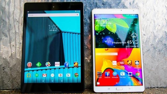 Samsung Galaxy Tab S2'nin Özellikleri ve Fiyatı Duyuruldu
