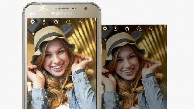 Samsung'dan 2 Yeni Orta Sınıf Galaxy Geliyor, J5 ve J7 Bu Hafta Piyasaya Çıkıyor