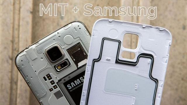 Samsung ve MIT Hiç Bitmeyen Batarya Üretiyor