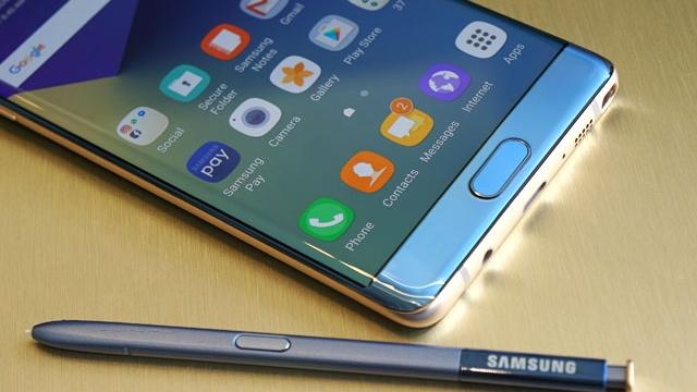 Samsung Galaxy Note 7 Yenilenmiş Olarak Pazara Geri Dönebilir