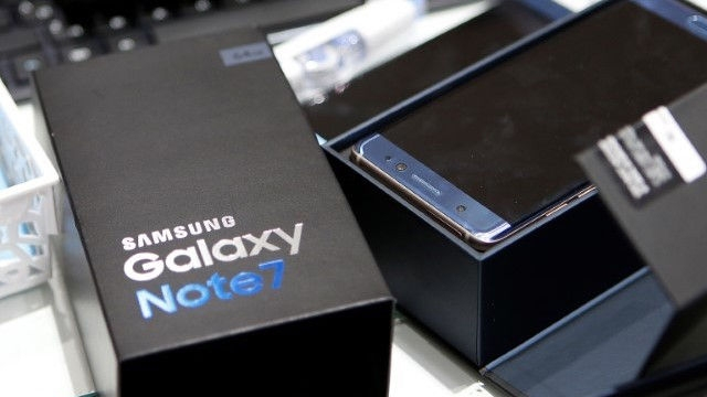 Hindistan'da Yenilenmiş Galaxy Note 7 Satılacağı İddiaları Yalanlandı