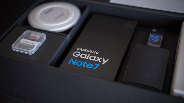 Samsung Patlayan Telefonu Galaxy Note 7 İçin Bir Çözüm Getirdi