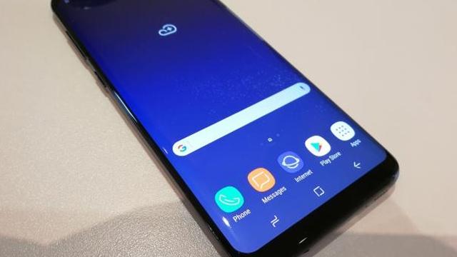 Samsung Galaxy S8 Plus'un Çift Kameralı Prototipi Sızdırıldı