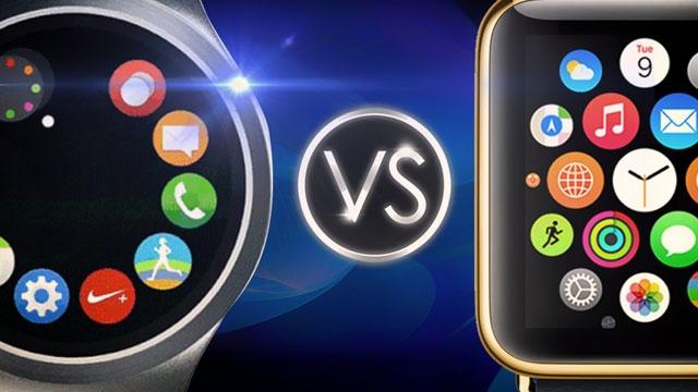 Samsung'un Apple Watch'a Cevabı Ucuz ve Daha Yetenekli Gear S2 ile Geldi