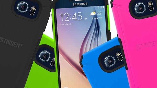 Bunlar Samsung Galaxy S6'ya Kapak Olsun!
