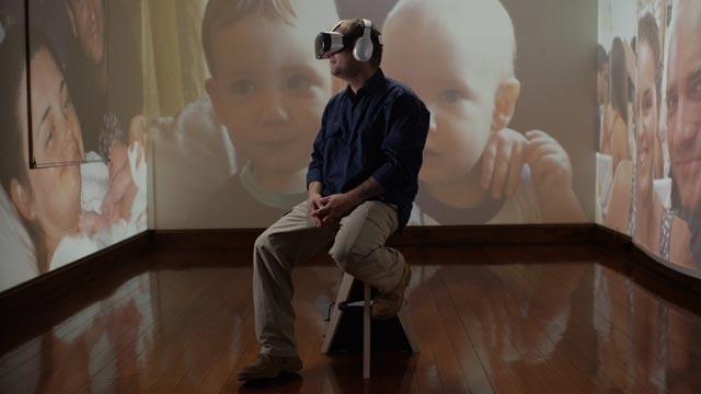 Samsung Gear VR ile Alışılmadık Bir Naklen Yayın Gerçekleştirildi