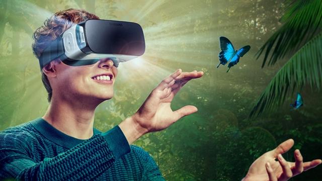 Samsung Yeni 360° Video Kanalıyla YouTube ve Facebook'a Rakip Olmak İstiyor