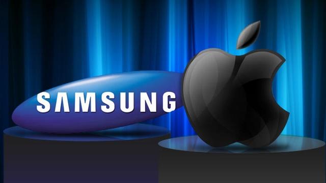 Samsung Sonunda Apple'ı Sollamayı Başardı
