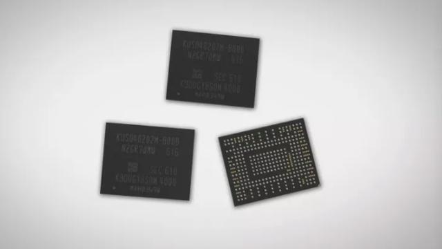 Samsung Bir Posta Pulundan Küçük 512GB SSD Belleğini Tanıttı