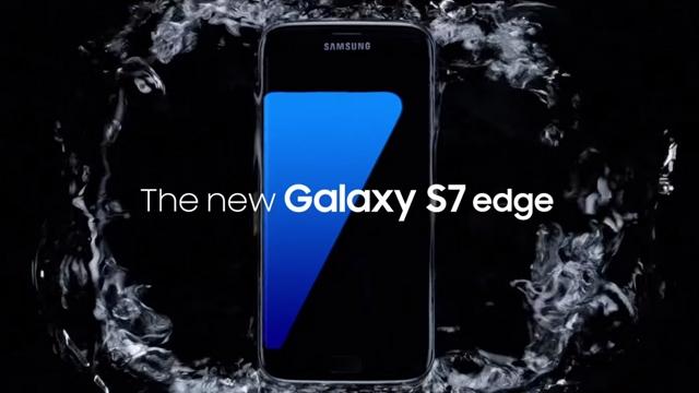 Samsung Galaxy S7 Reklamlarının Yeni Teması, Su ve Karanlık