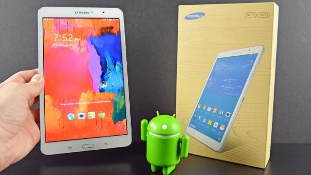 Samsung'un 8 inçlik Yeni Tabletleri Geliyor