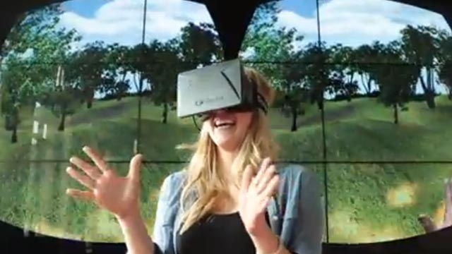 Oculus Rift 2015 Yılına Yetişmiyor