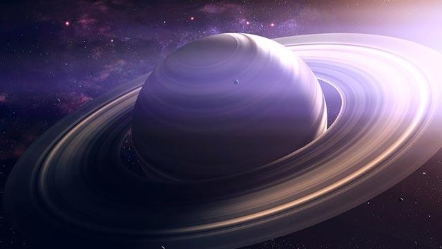 Satürn'ün Uydusu Enceladus'da Yaşam Belirtileri