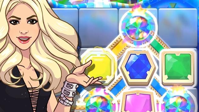 Shakira'nın Love Rocks Oyunu iOS ve Android İçin Yayınlandı