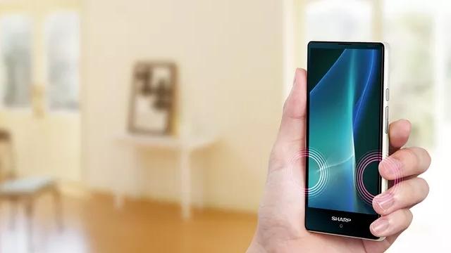 Sharp Yeni Android Telefonu Aquos Mini'yi Duyurdu