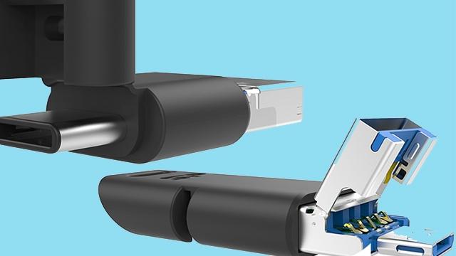 Silicon Power 3 Farklı Uca Sahip USB Belleğini Tanıttı