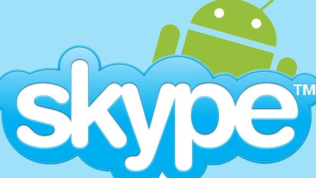 Skype Android İçin 5.5 Sürümüne Güncellendi, Bakın Neler Değişti