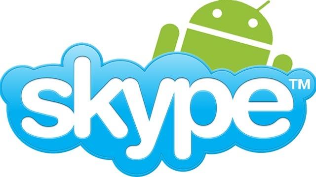 Skype Android'e Süper Güncellemeler Getiriyor