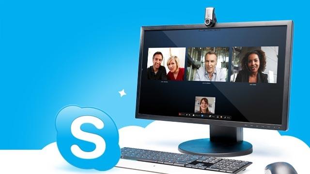 Mart Ayının 18'inden İtibaren Skype İşe Başlıyor