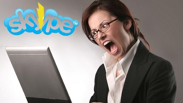 Dikkat! Skype'a Gelen Bir Mesaj Tüm Programın Çökmesine Neden Oluyor