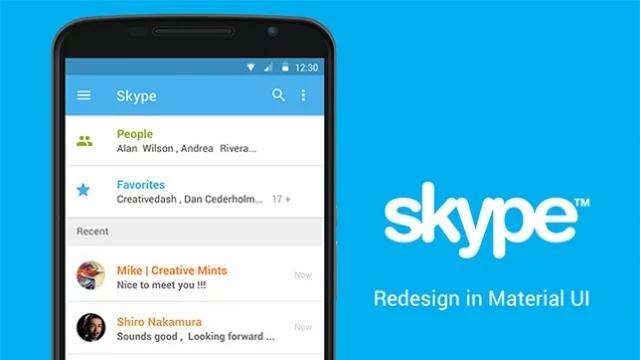Kullanıcılar Yeni Skype'tan Nefret Ediyor!