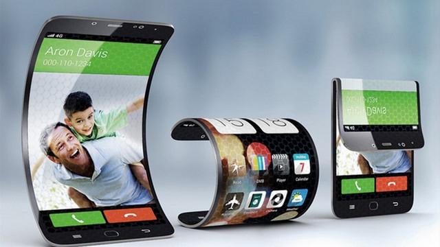 Samsung'un Yeni Cihazı Katlanabilir Bir Samsung S6 Edge Olabilir