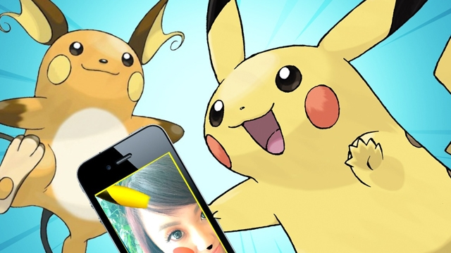 Snapchat Yeni Pokemon Özelliğini Kullanıcılarına Sundu!