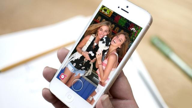 Snapchat Video Gösterim Oranları Facebook'u Zorluyor