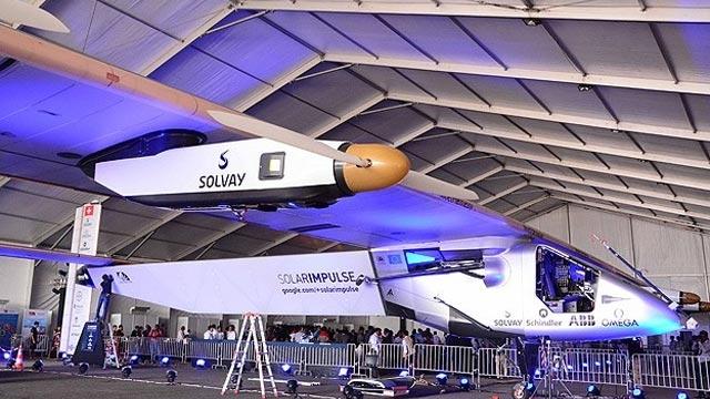 Solar Impulse 2'nin Çin Macerasını İzleyin