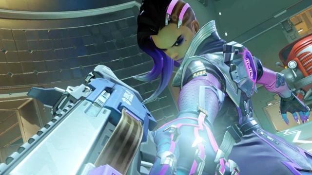 Overwatch'un Yeni Karakteri Sombra Bütün Platformlara Bomba Gibi Geldi