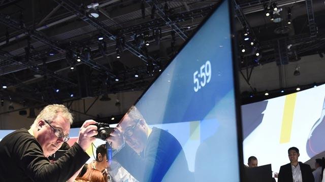 Sony UHD 4K X900C Serisi TV'ler iPhone'dan Daha İnce