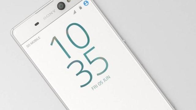 Sony Xperia XA Ultra 6 İnçlik Ekranıyla Boy Gösterdi