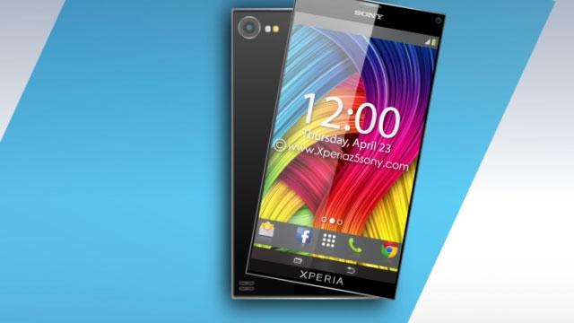 Sony Piyasadan Vazgeçmiyor, Xperia Z5 Eylül'de Geliyor