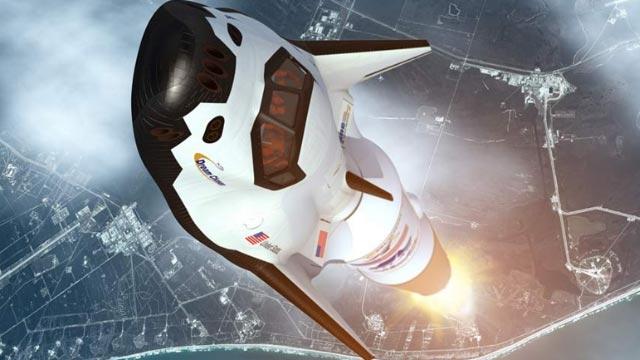 Yeni Mekik 'Dream Chaser' 2016'da Uzaya Gitmeye Hazır