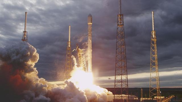 Space X Projesi Uzaya 'İkinci El' Roket Gönderdi