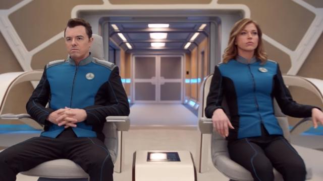 Yeni Star Trek, Sevenlerini Gülmekten Bayıltabilir