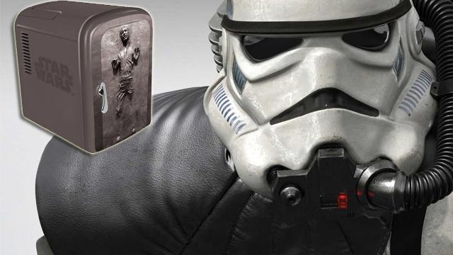 Star Wars Battle Front Ön Siparişi Yapan Buzdolabını Götürüyor