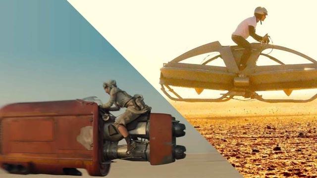 Çok Yakında Sahip Olabileceğimiz 6 Star Wars Teknolojisi
