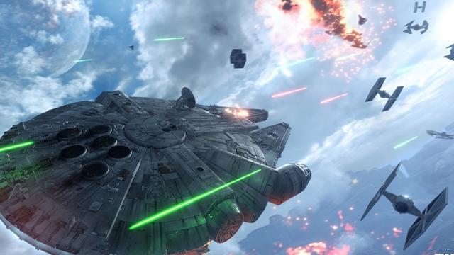 Star Wars Battlefront'un Yeni PS4 Tanıtımı Göz Yaşartıyor