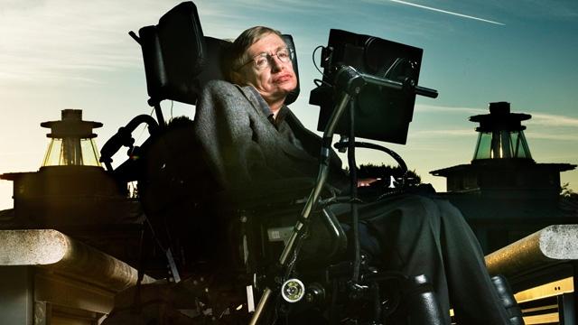 İngiliz Fizikçi, Evrenbilimci ve Teorisyen Stephen Hawking 75 Yaşına Bastı