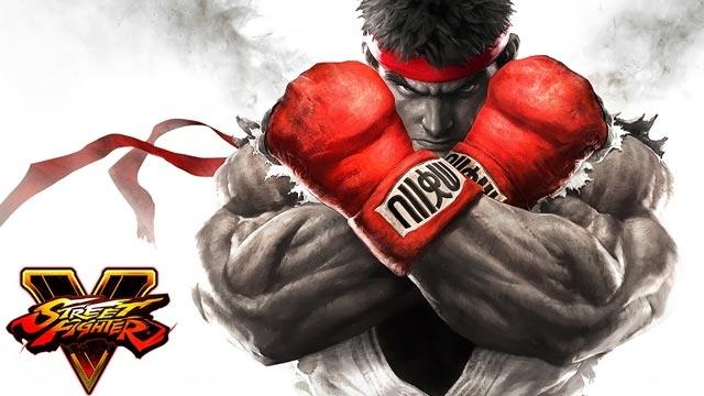 Street Fighter 5'in Çıkış Tarihi Belli Oldu