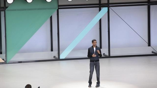Google I/O 2017'de Sundar Pichai, Muazzam Rakamlar Açıkladı