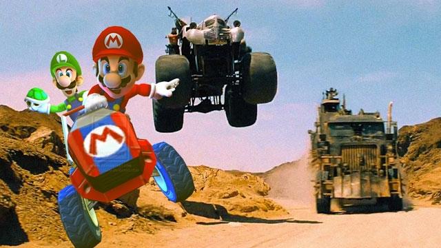 Mad Max: Fury Road, Mario Kart Sürümü Fragmanı Yayınlandı