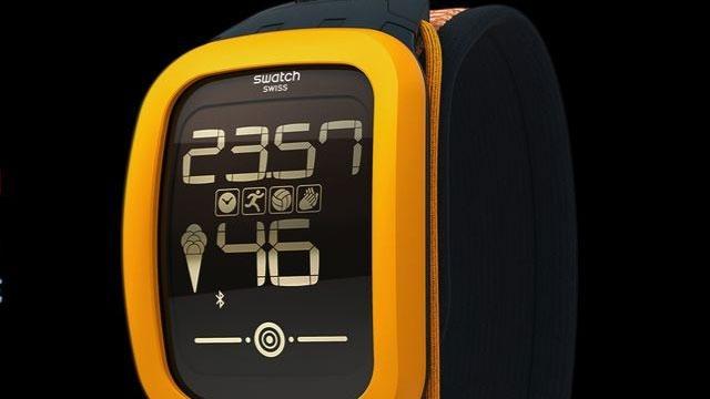 Swatch 6 Ay Durmaksızın Çalışacak Akıllı Saat Yapıyor