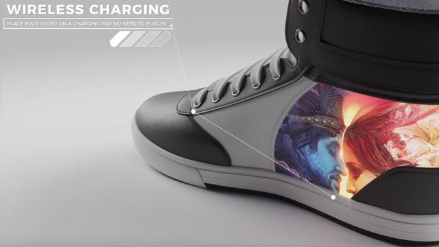 Tek Tuşla Ayakkabınızın Tasarımını ve Tarzını Değiştirin!