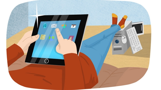 Tablet – PC Kapışması Deyip Geçmeyin! Durum Bu Kadar Basit Değil