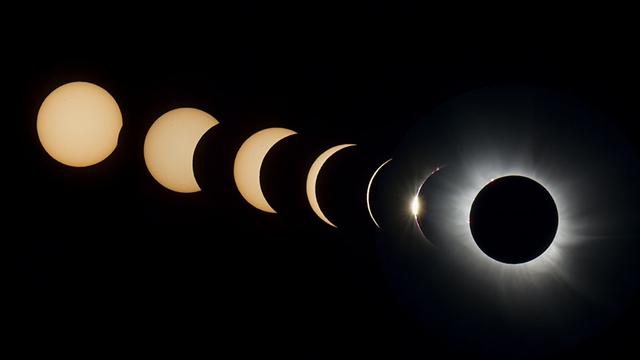 Sadece ABD'den İzlenecek Güneş Tutulması İçin Büyük Hazırlık!